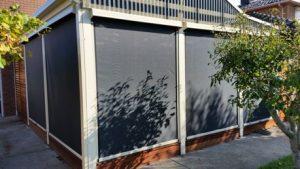 Ziptrak Patio Blinds Melbourne