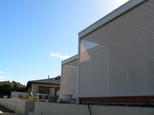ezip patio blinds Melbourne